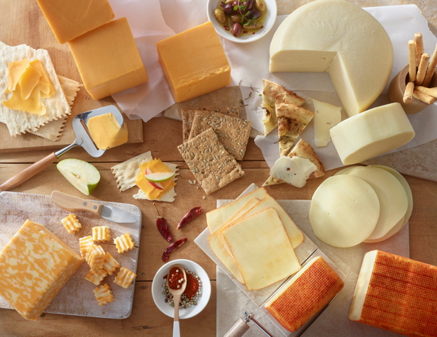 Di Lusso Cheese products