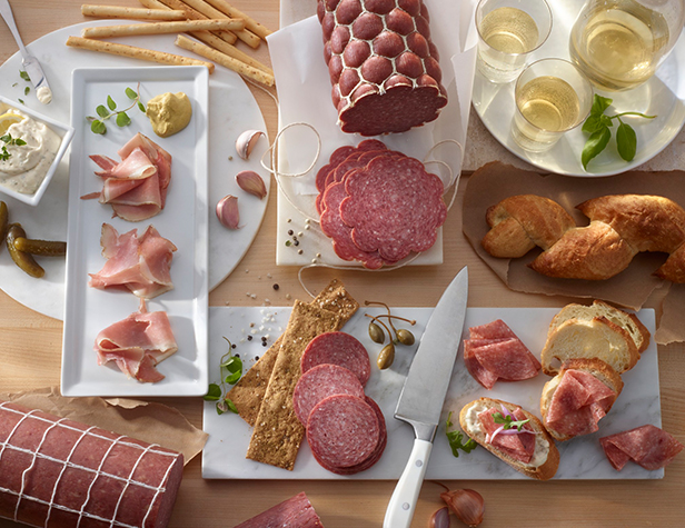 Di Lusso Dry Sausage products