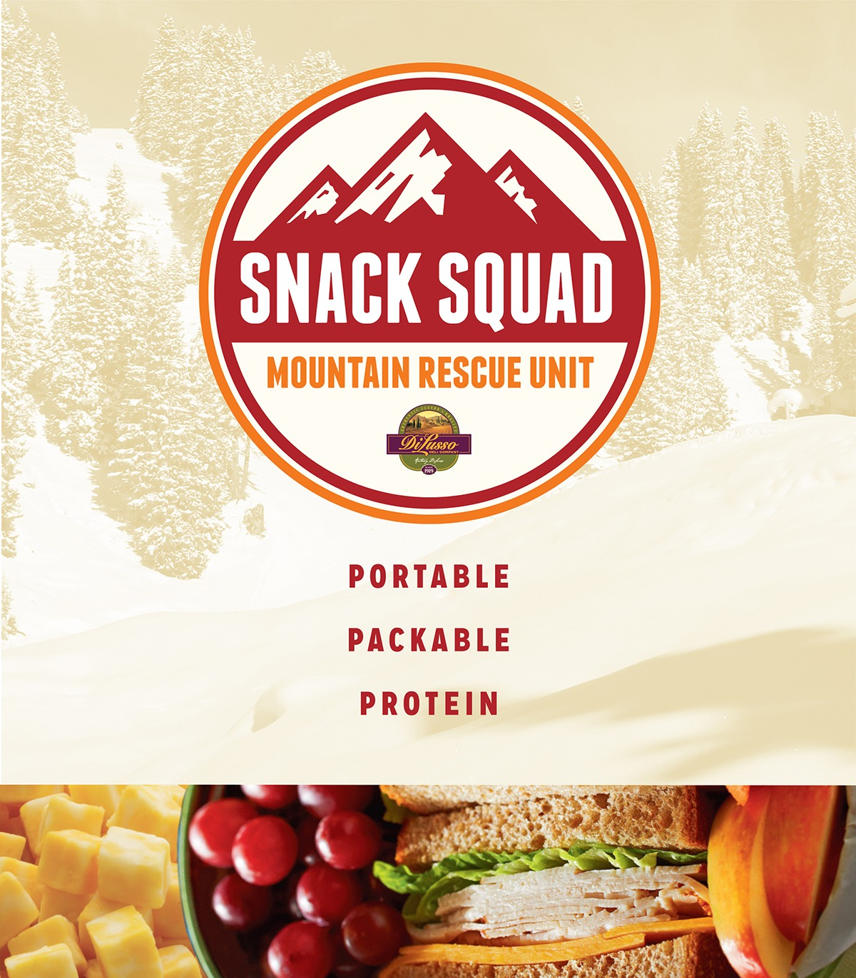 Snack Squad – Mountain Rescue Unit