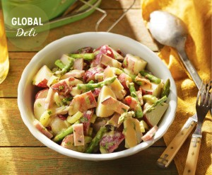 Global Deli – Irish-inspired Ham and Potato Salad