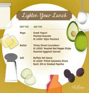 Lighten Your Lunch