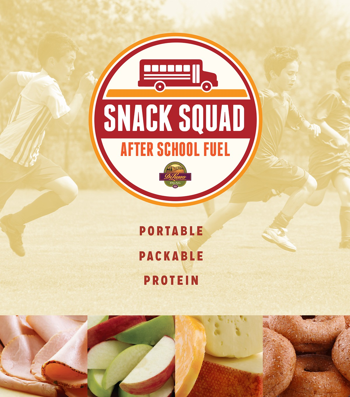 Snack Squad – After School Fuel