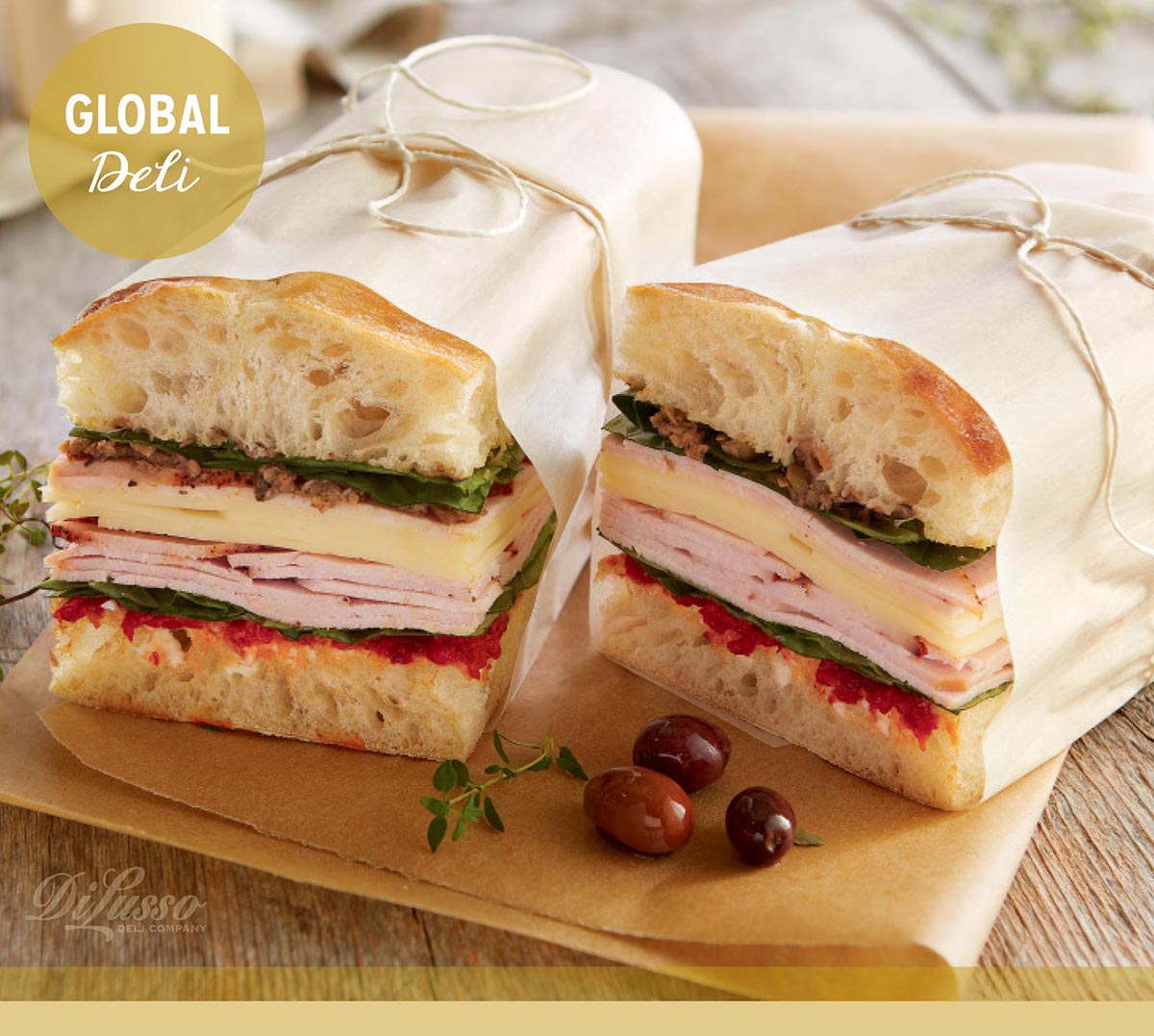 Global Deli – French