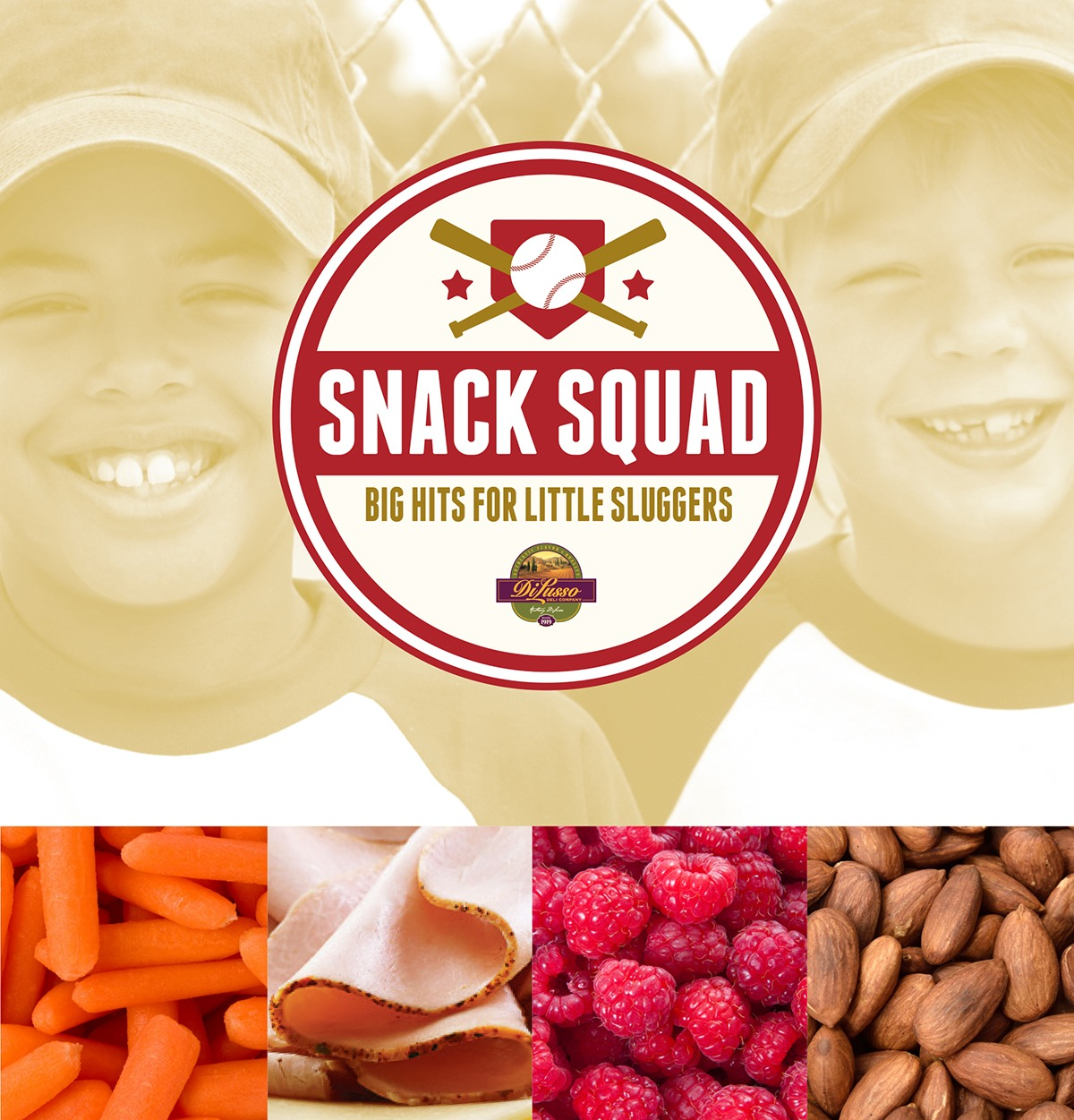 Snack Squad – Batter up!