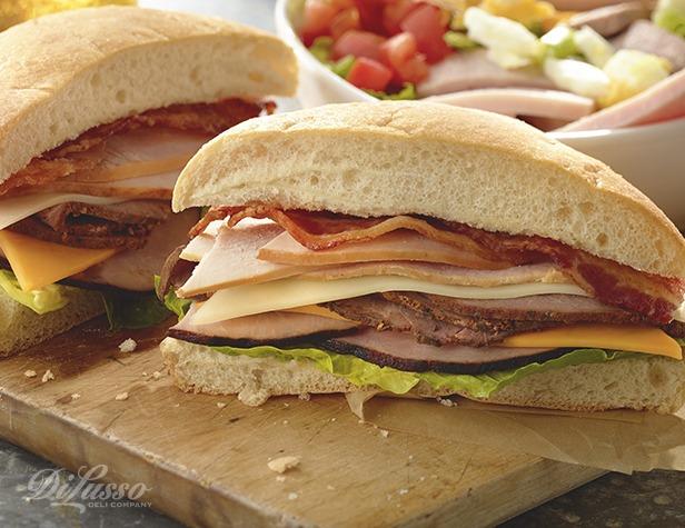Deluxe Club Sandwich