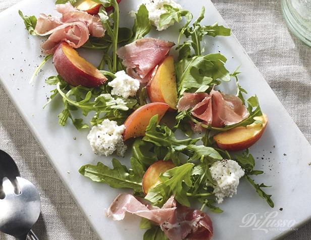 DiLusso_ProsciuttoPeach_Salad