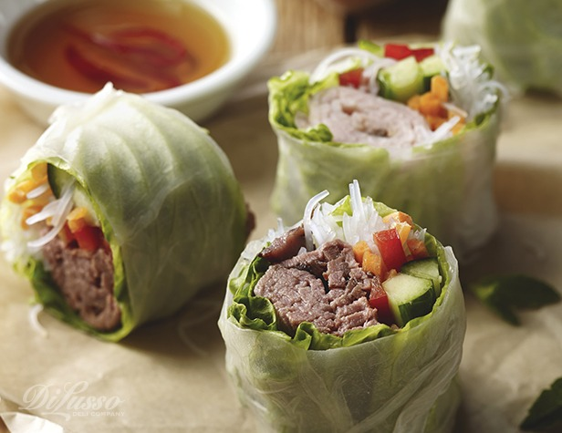 Summer Roll Bites