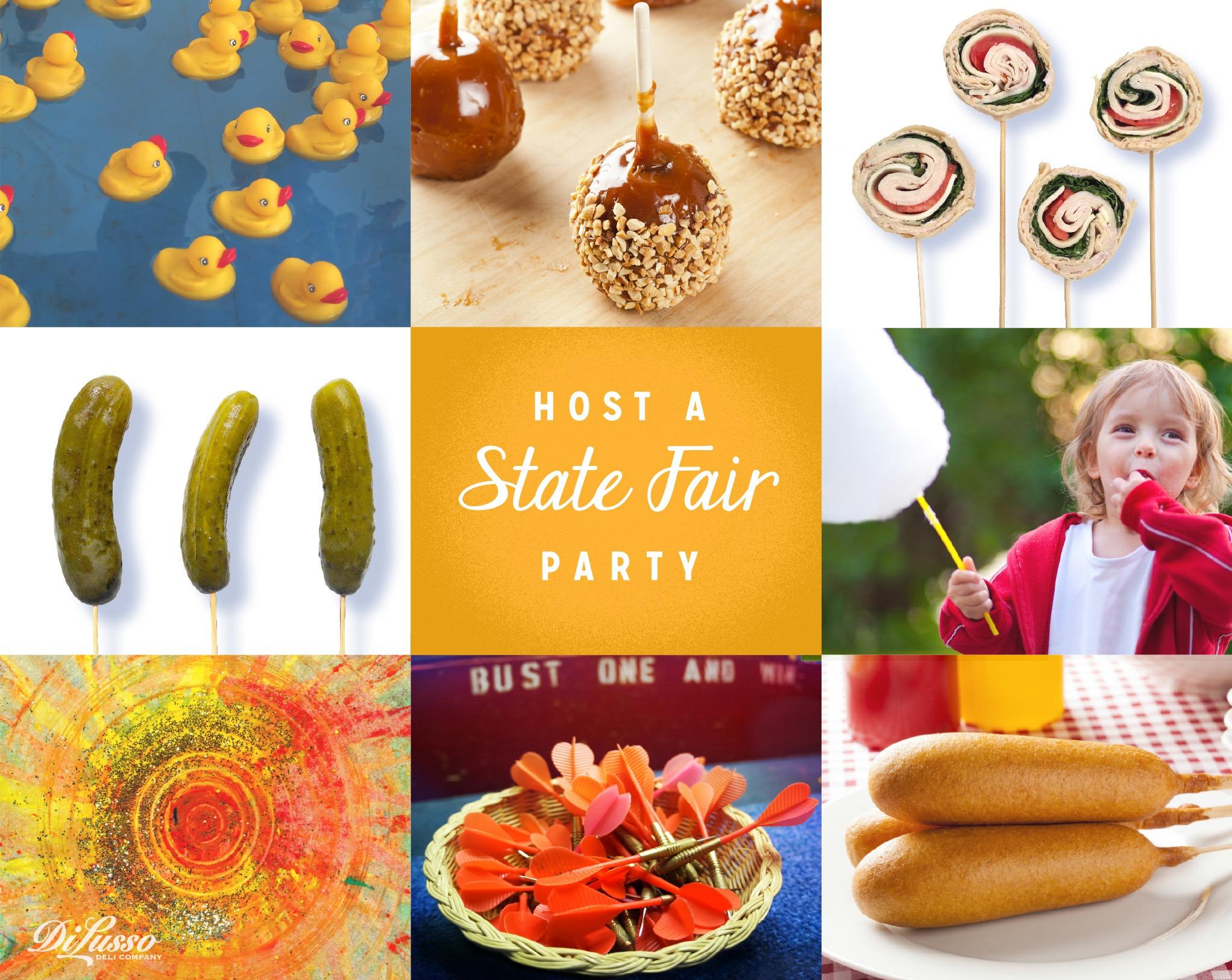 State Fair Fare