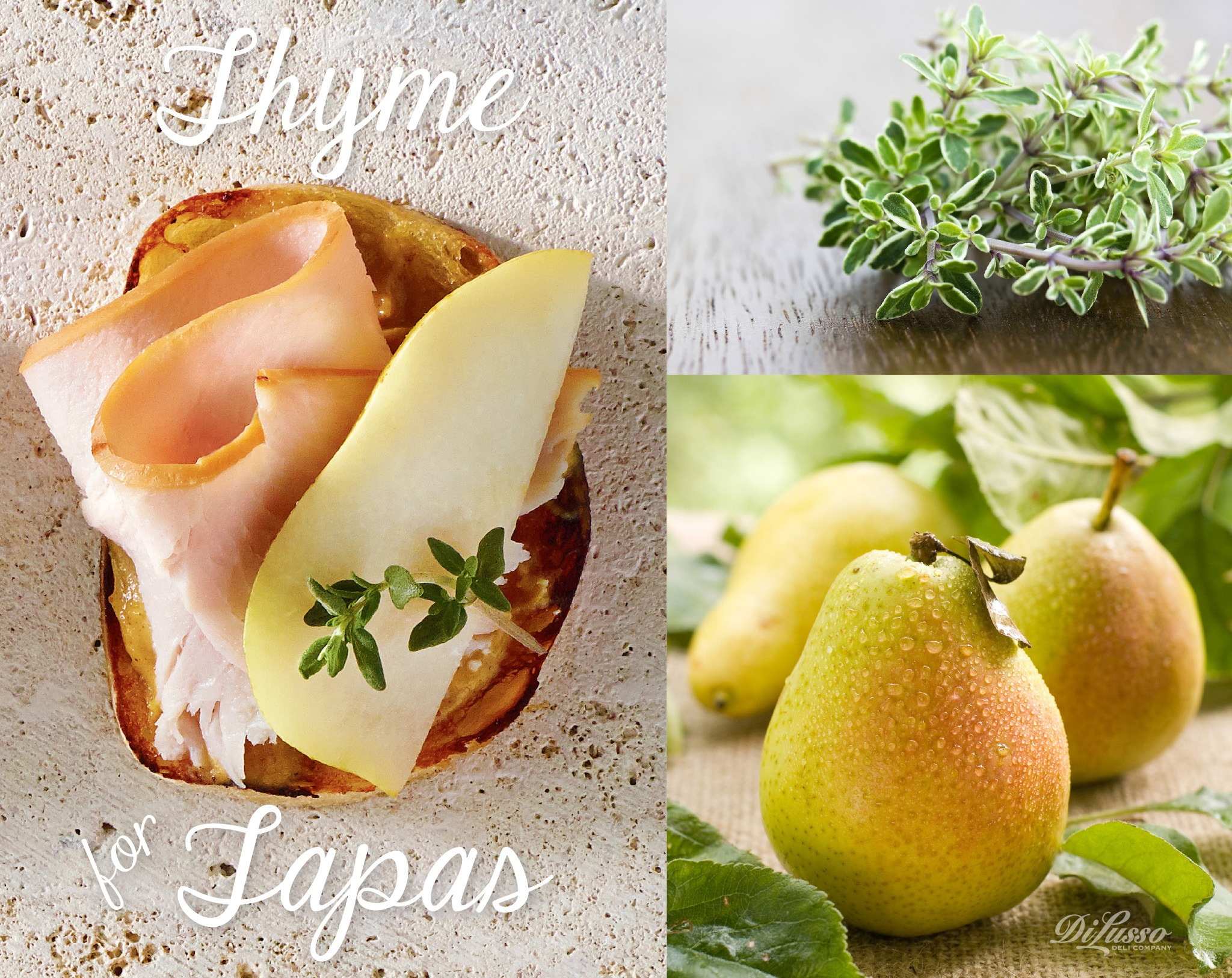 Thyme for Tapas