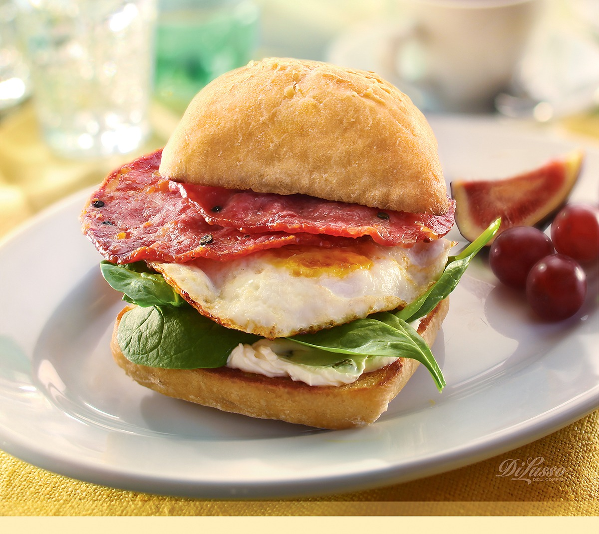 Breakfast Sandwich – Sopressata