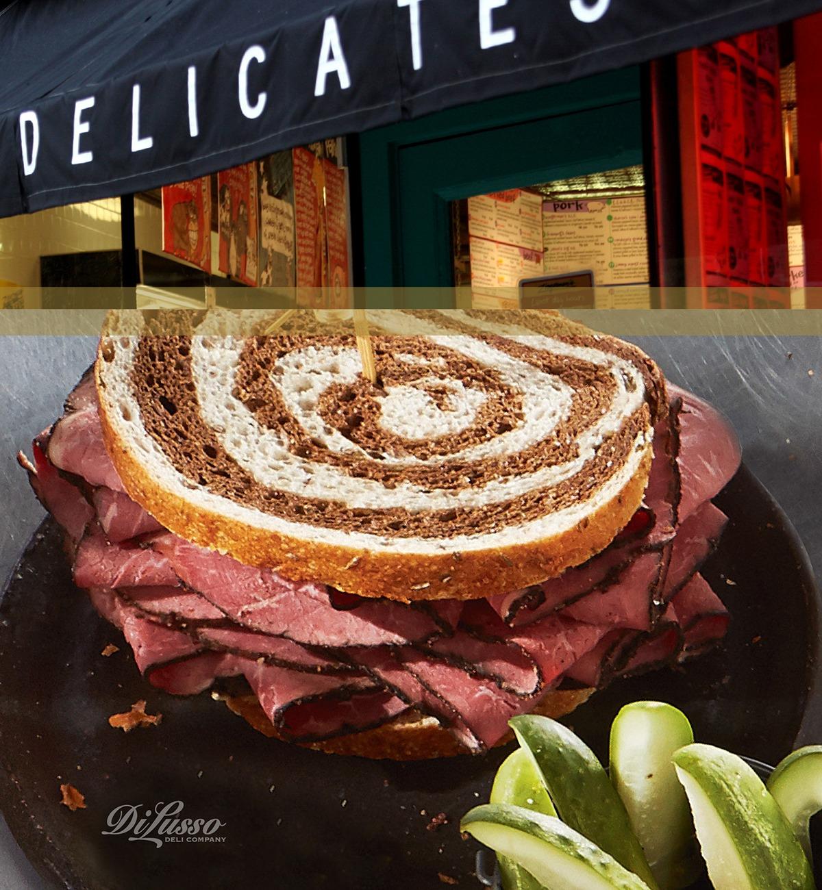 Deli = Delicious