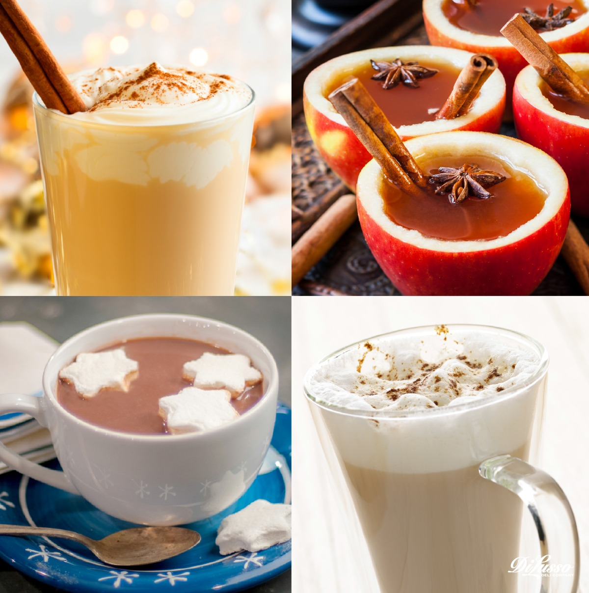 Hot Drinks for the Holidays
