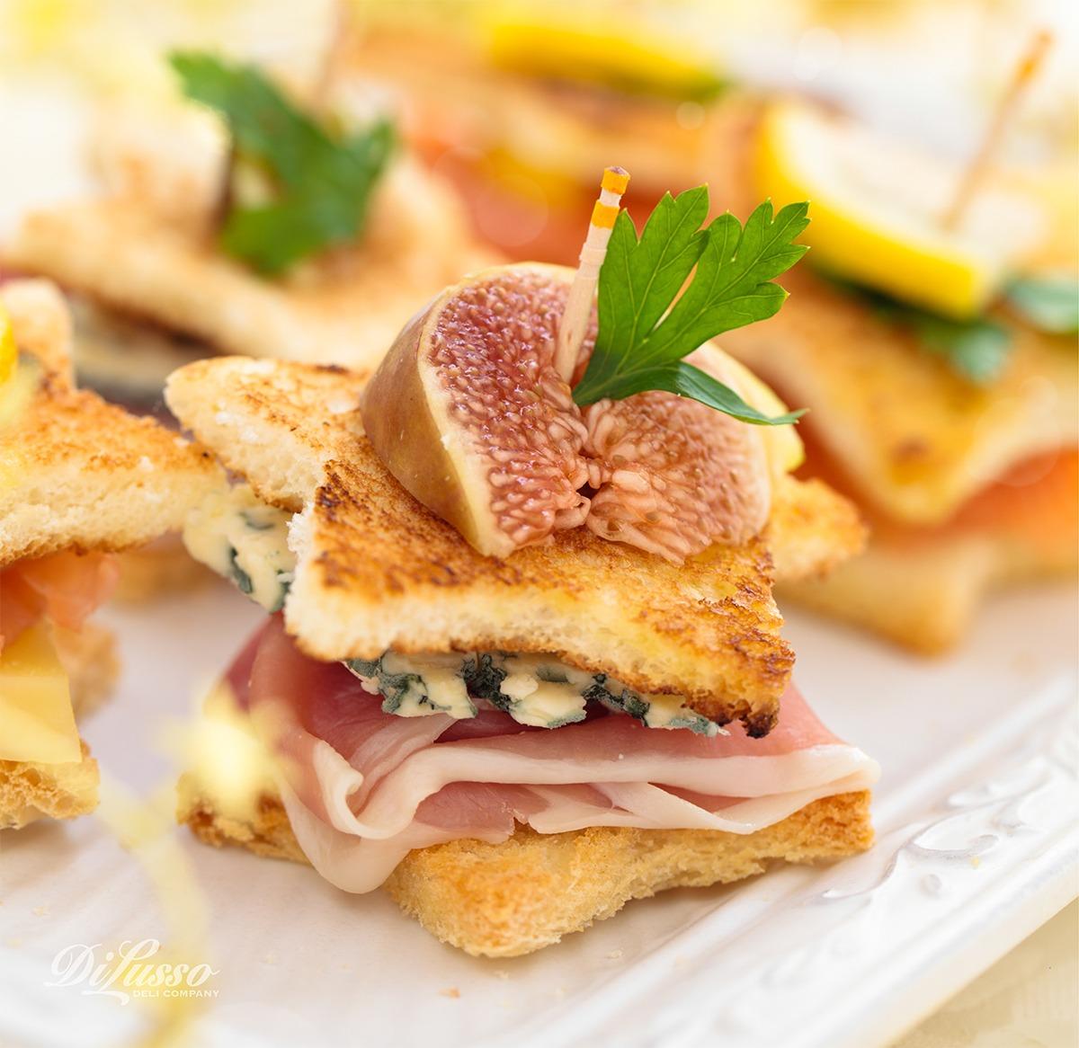 Star of Wonder Sandwiches