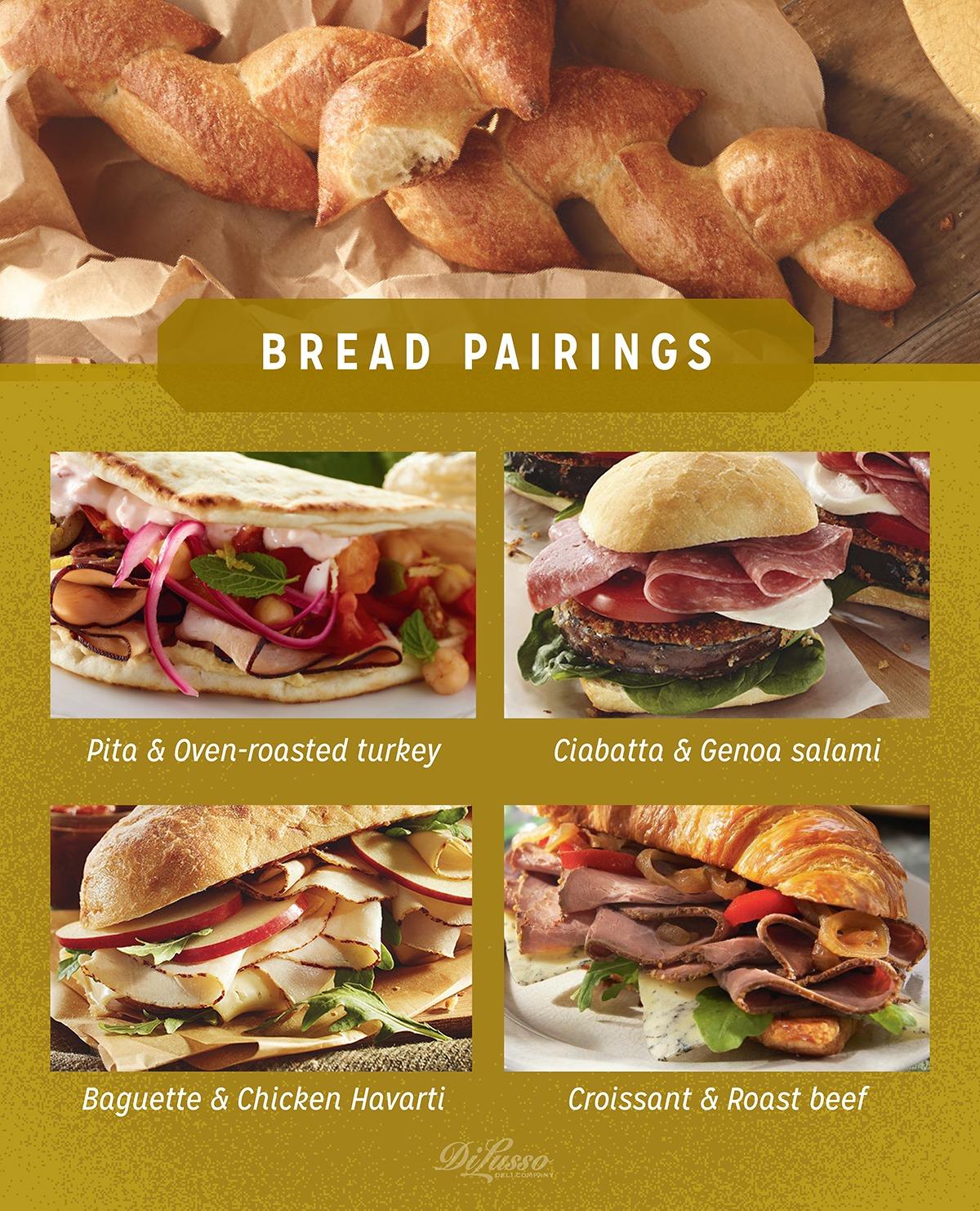 Bread Pairings