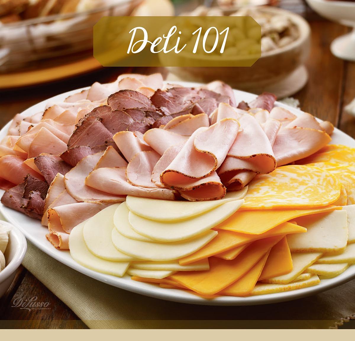 DIY Deli Platter