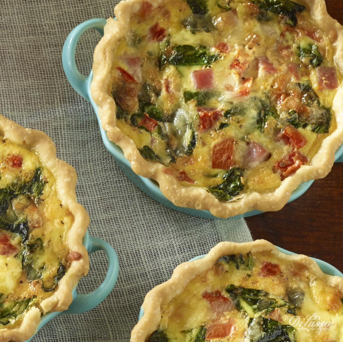 Step-by-Step Quiche
