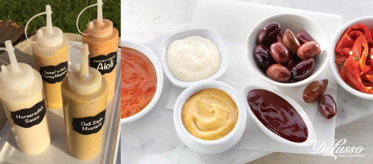Spread the Love with Condiments