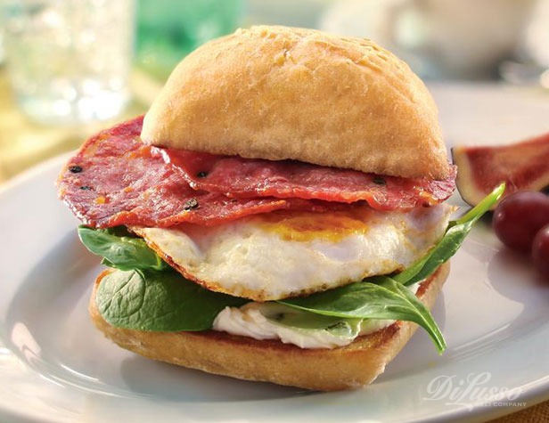 Italian Breakfast Sandwich