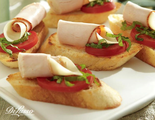 Turkey-Bruschetta