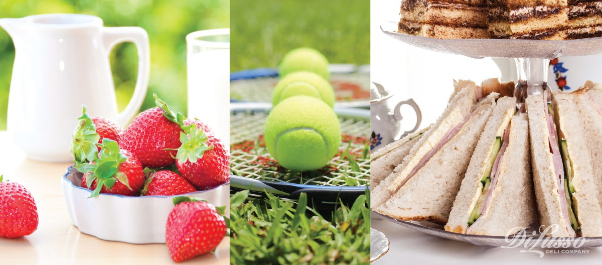 Tennis party recipes you'll love-love