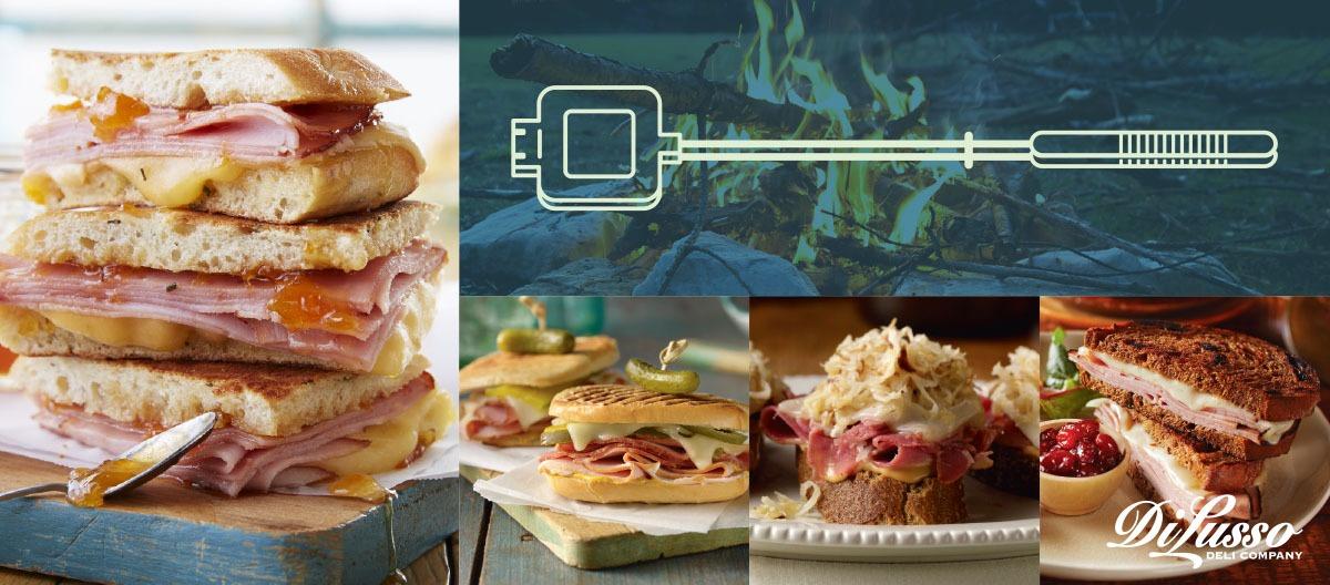 Campfire Sandwiches