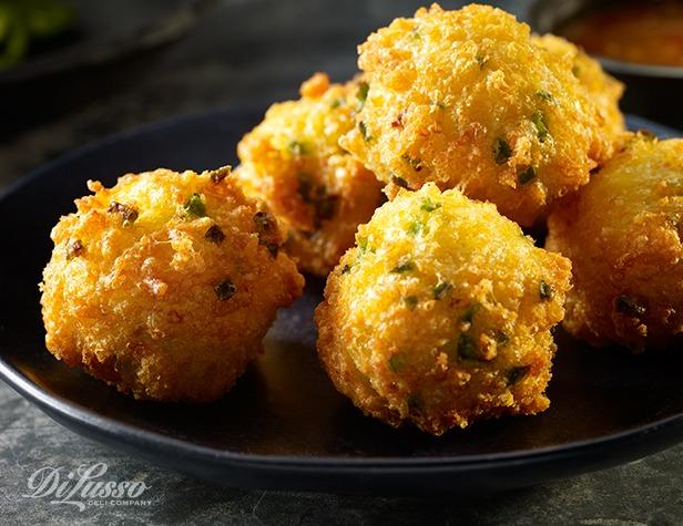 Crispy Cheese Jalapeno Balls