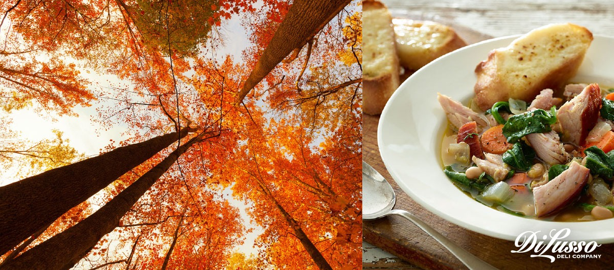 Indulging in Autumn's Senses
