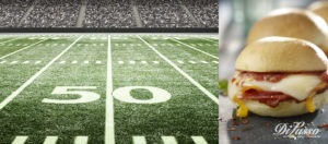 Sideline Snacks and Football Fare