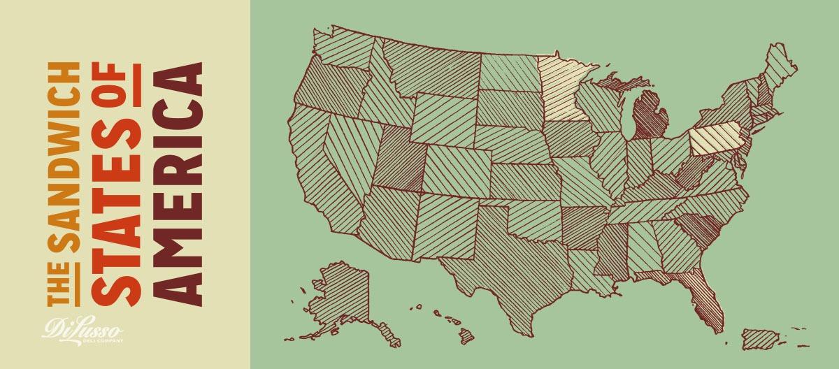 America's Favorite Sandwiches: Minn., Fla., Pa.