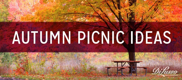 Packing The Perfect Fall Picnic