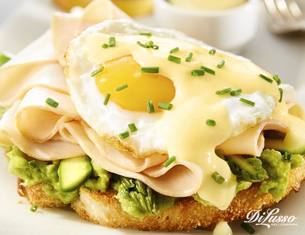 Applewood Chicken Breakfast Toast