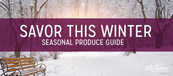 Seasonal Produce Guide: Winter Edition