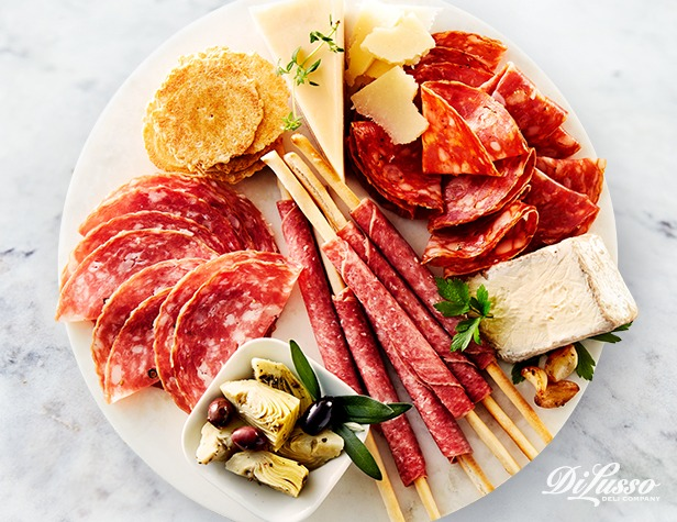 New York Heritage Charcuterie Board