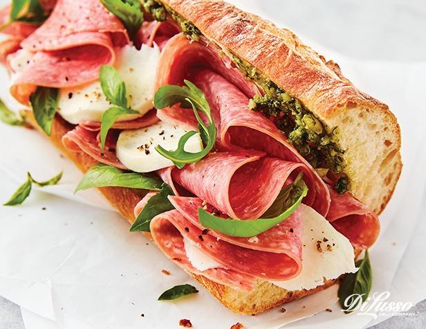 Fresh Italian Hoagie