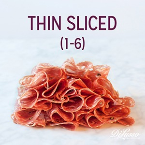 Thin Sliced (1-6)