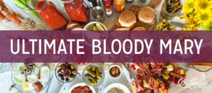 Build a Better Bloody Mary Bar