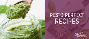 Pretty in Pesto