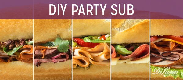 Make Your Own Giant Party Sub