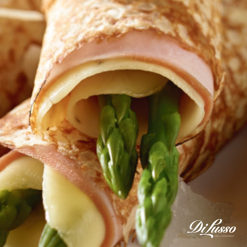 3_Ham and Asparagus Crepes