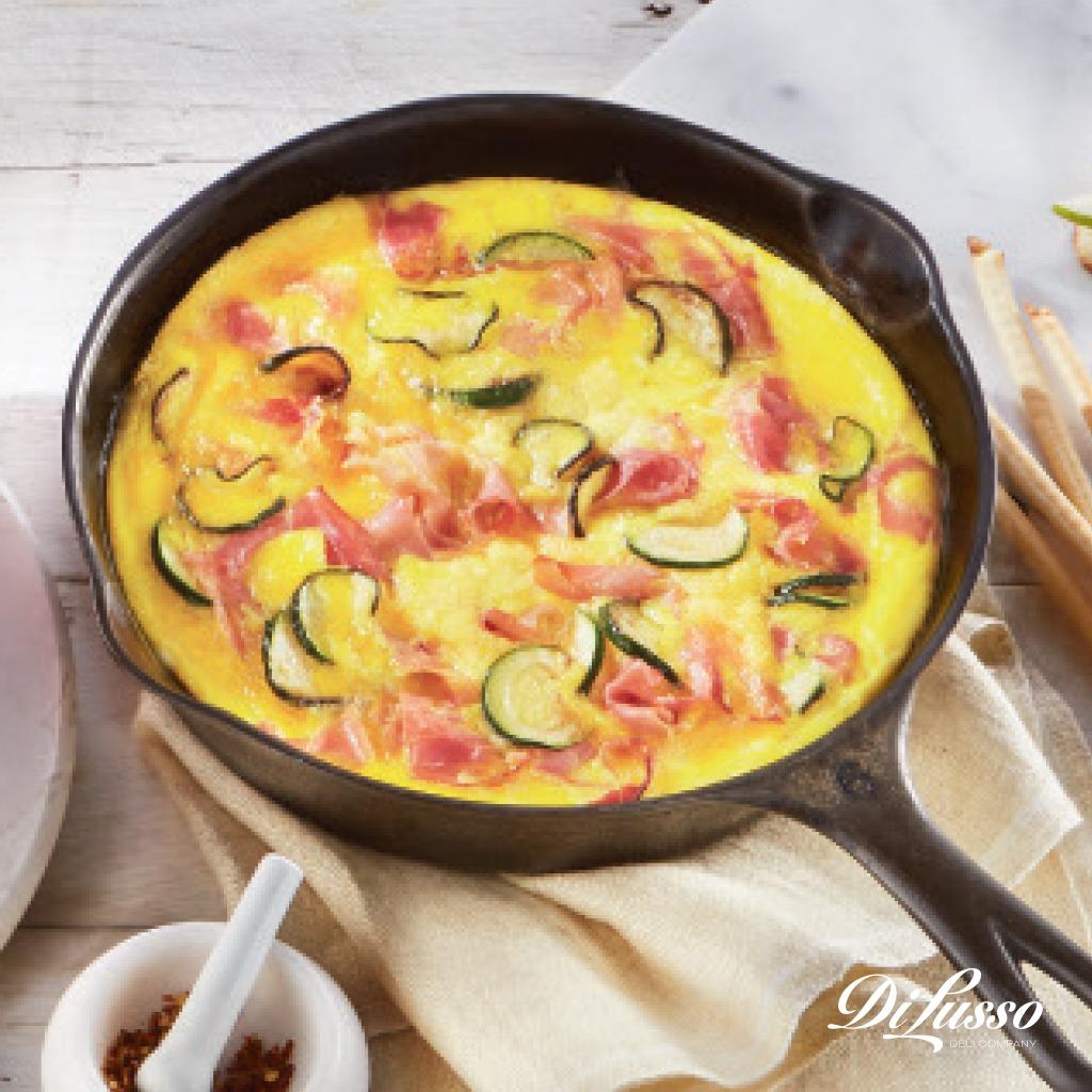4_Prosciutto Zucchini Frittata