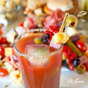 Bloody Mary - Tastier Tailgate Blog