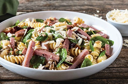 Seasonal Pasta Salad