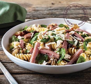 Seasonal Pasta Salad